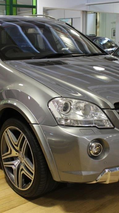 2010 Mercedes ML63 AMG- sold in Australia