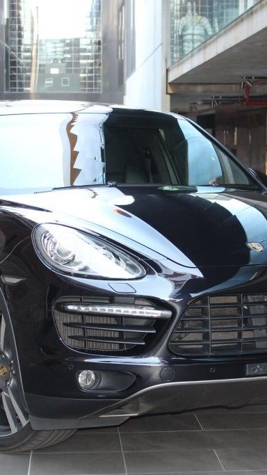 2010 PORSCHE CAYENNE TURBO- sold in Australia