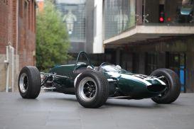 Cooper BRM F2