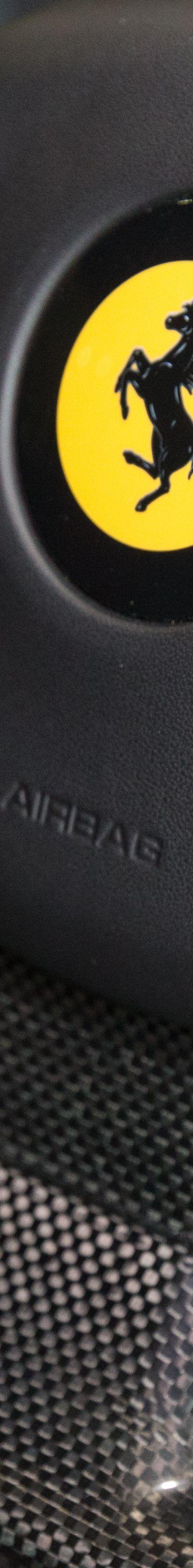2011 FERRARI 458 ITALIA F142- sold in Australia