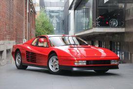 1986 Ferrari Testarossa Monospecchio