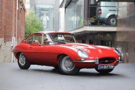 1964 Jaguar E-Type 4.2 F H Coupe