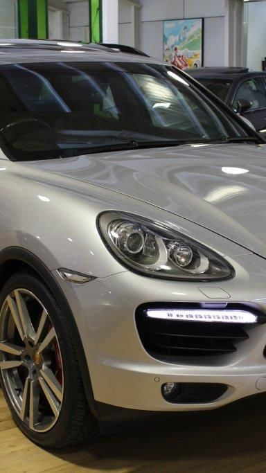 2011 Porsche Cayenne Turbo- sold in Australia