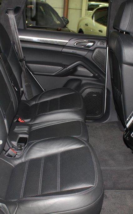 2011 Porsche Cayenne Turbo- sold in Australia