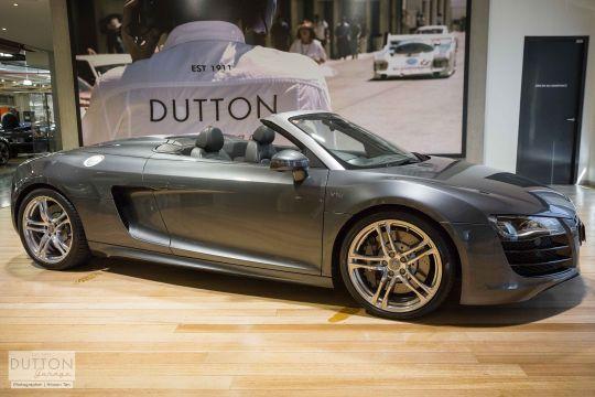 2012 AUDI R8 MY12 SPYDER QUATTRO- sold in Australia