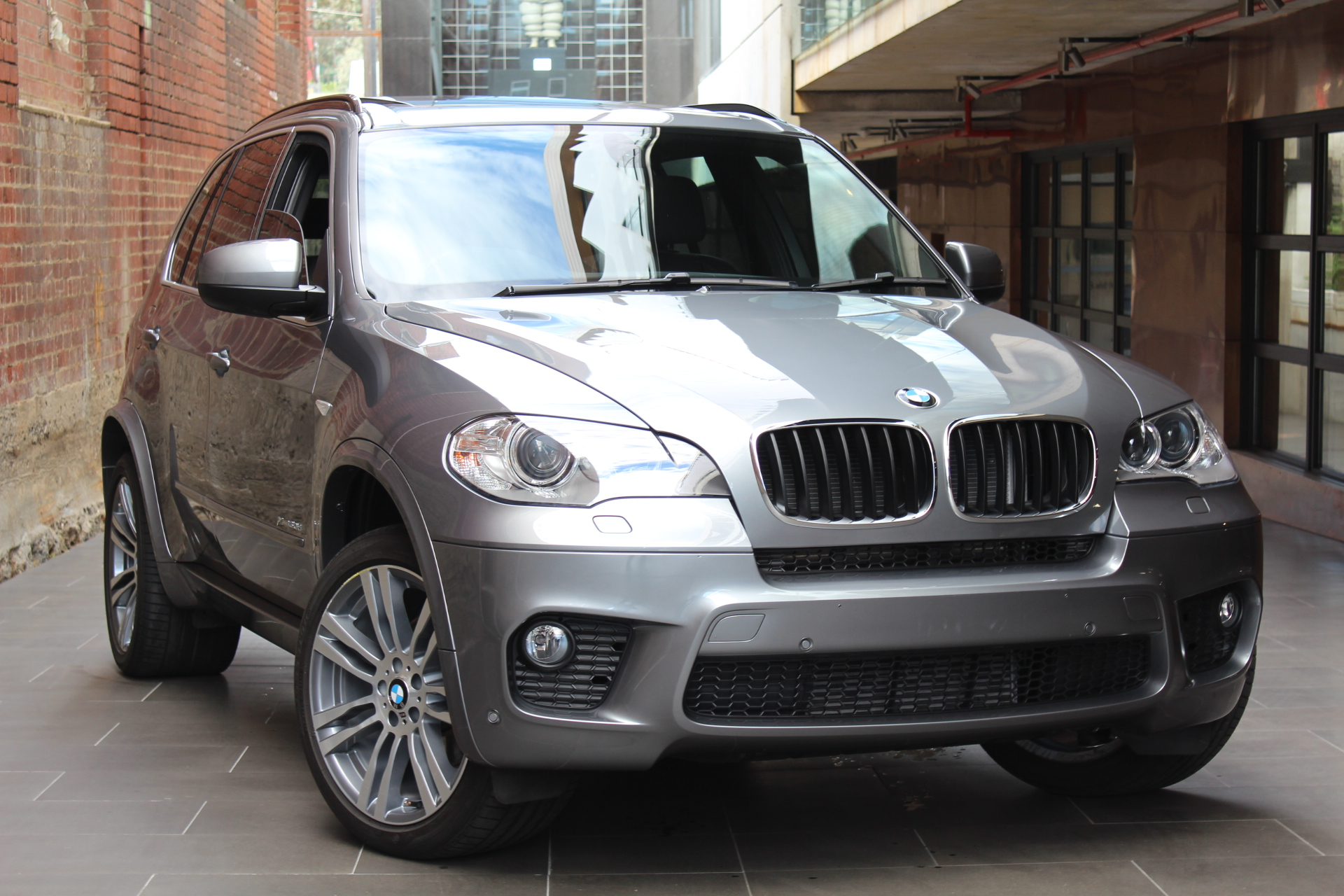 2012 BMW X5 E70- sold in Australia