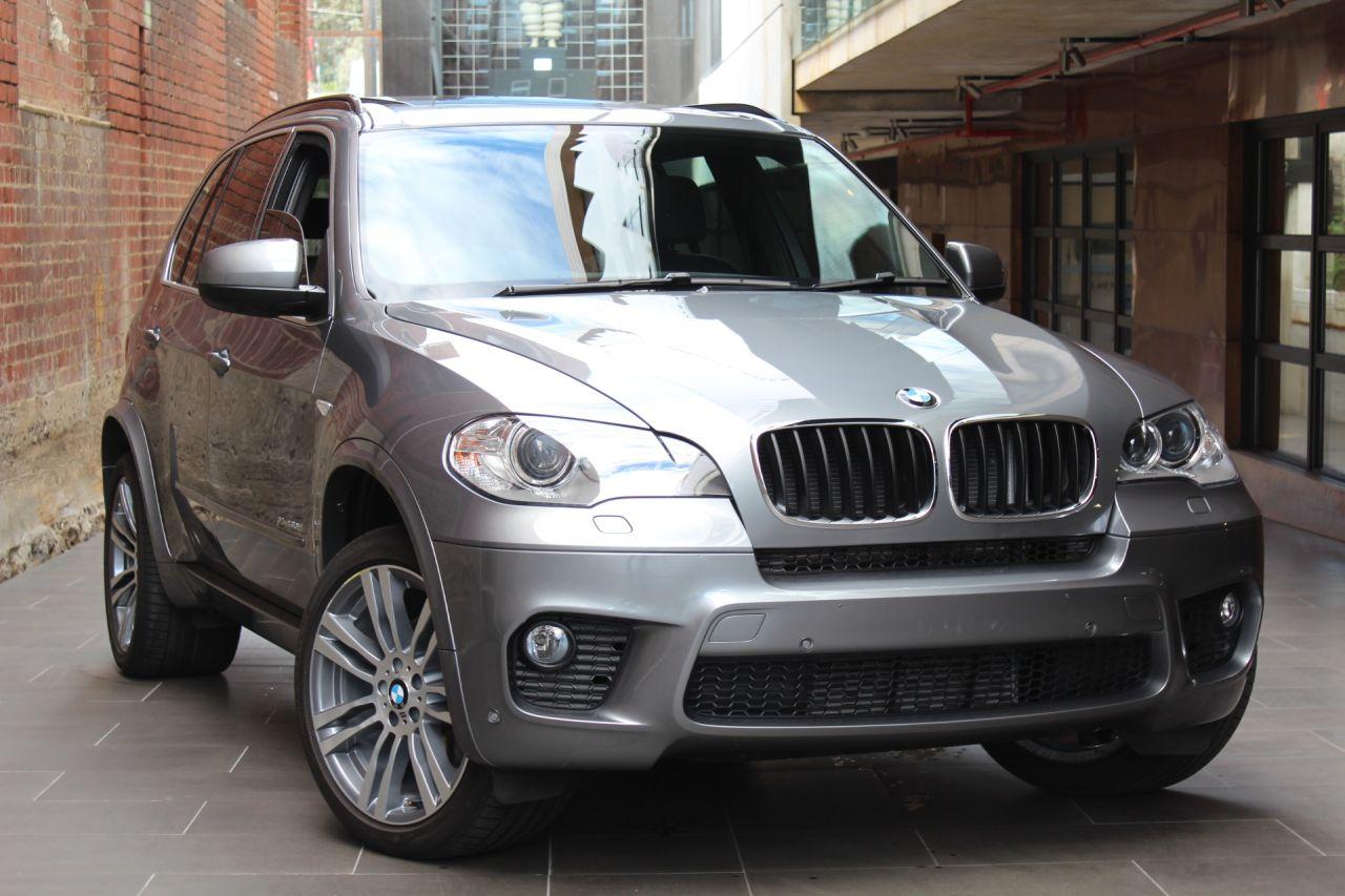 2012 BMW X5 E70 MY12.5 XDRIVE30D STEPTRONIC