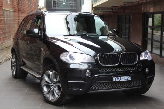 2012 BMW X5 E70 STEPTRONIC- sold in Australia