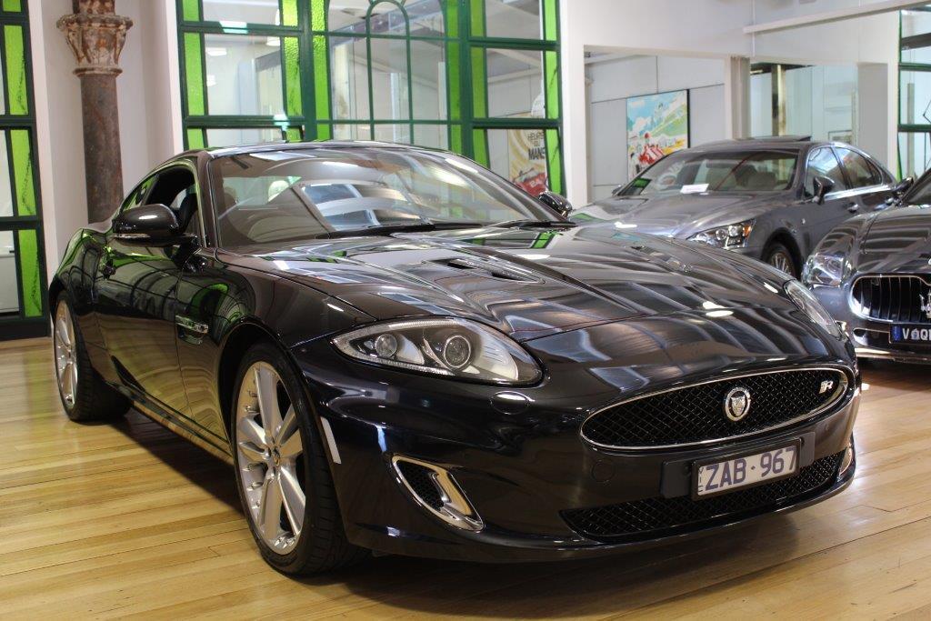 2012 Jaguar XKR X150- sold in Australia