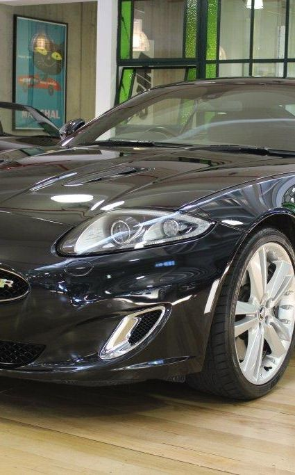 2012 Jaguar XKR X150- sold in Australia