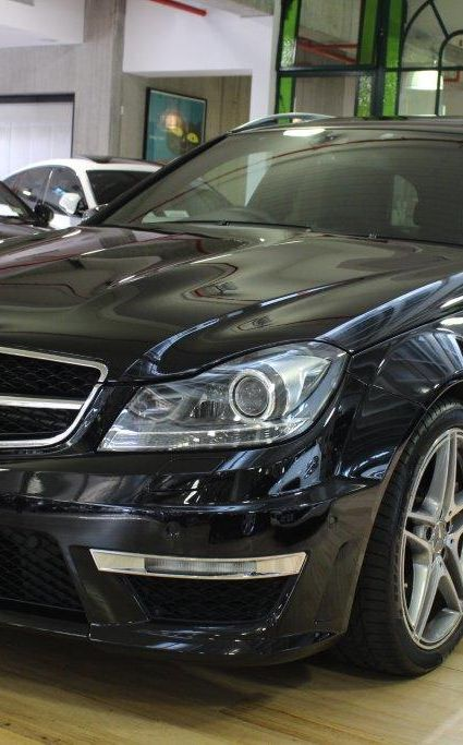 2012 Mercedes C63 AMG- sold in Australia