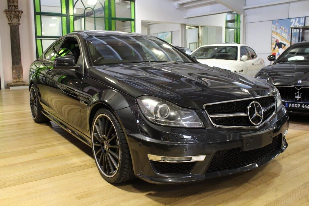2012 mercedes benz c63 amg my12 speedshift for 2012 mercedes benz c63 amg price