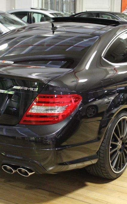 2012 Mercedes-Benz C63 AMG MY12 Speedshift- sold in Australia