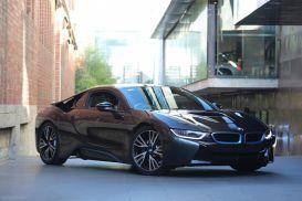2014 BMW i8 I12 Coupe 2dr Auto 6sp AWD 1.5T/96kW Hybrid [Nov]