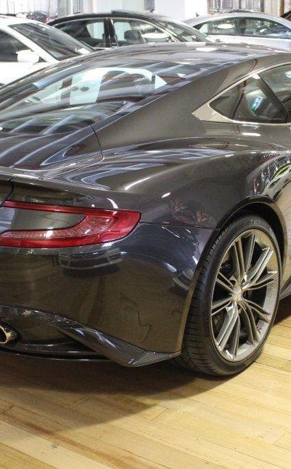 2013 Aston Martin Vanquish- sold in Australia