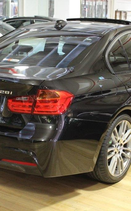 2013 BMW 328i F30- sold in Australia