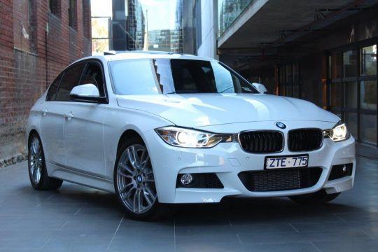 2013 BMW 335i M-Sport- sold in Australia