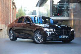 2021 Mercedes-Benz S-Class W223 S450 Sedan 4dr 9G-TRONIC 9sp 4MATIC 3.0TeC/16kW