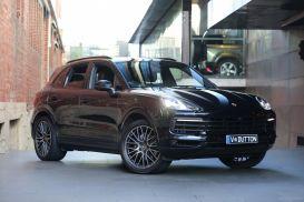 2019 Porsche Cayenne 9YA Wagon 5dr Tiptronic 8sp 4x4 3.0T [MY20]