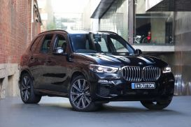 2019 BMW X5 G05 xDrive30d M Sport Wagon 5dr Steptronic 8sp 4x4 3.0DT [Jul]