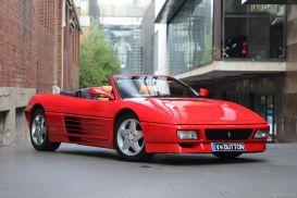 2004 Ferrari 348 sp Convertible 2dr Man 5sp 3.4i