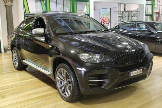 2013 BMW X6m 50d Sports- sold in Australia