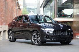 2017 Maserati Levante M161 Luxury Wagon 5dr Spts Auto 8sp Q4 3.0DT [MY17]