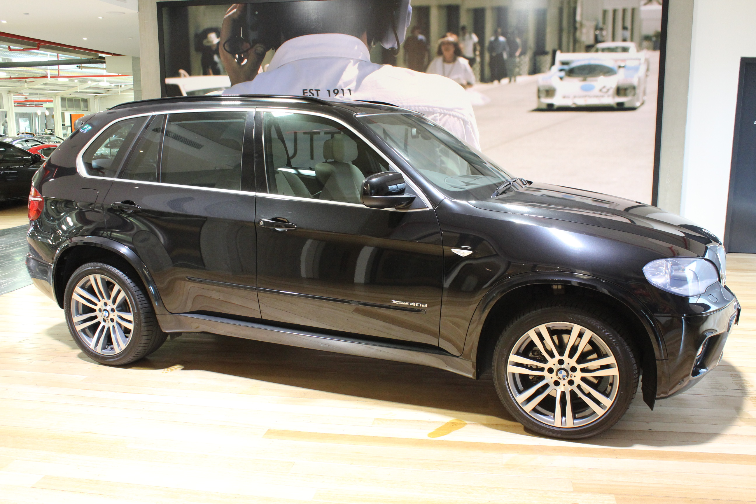 2010 BMW X5 E70 MY11 XDRIVE40D STEPTRONIC SPORT - prestige car for sale