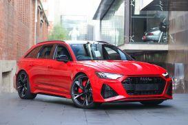 2021 Audi RS6 C8 Avant 5dr Tiptronic 8sp quattro 4.0TT [MY21]
