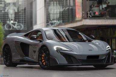 2015 McLaren 675LT Coupe 2dr SSG 7sp 3.8TT [Jul]
