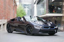 2019 BMW i8 I15 Roadster 2dr Auto 6sp AWD 1.5T/105kW Hybrid