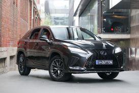 2020 Lexus RX GGL25R RX350 F Sport Wagon 5dr Spts Auto 8sp, 4x4 3.5i