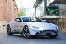 2018 Aston Martin Vantage Coupe 2dr Spts Auto 8sp 4.0TT [MY19]