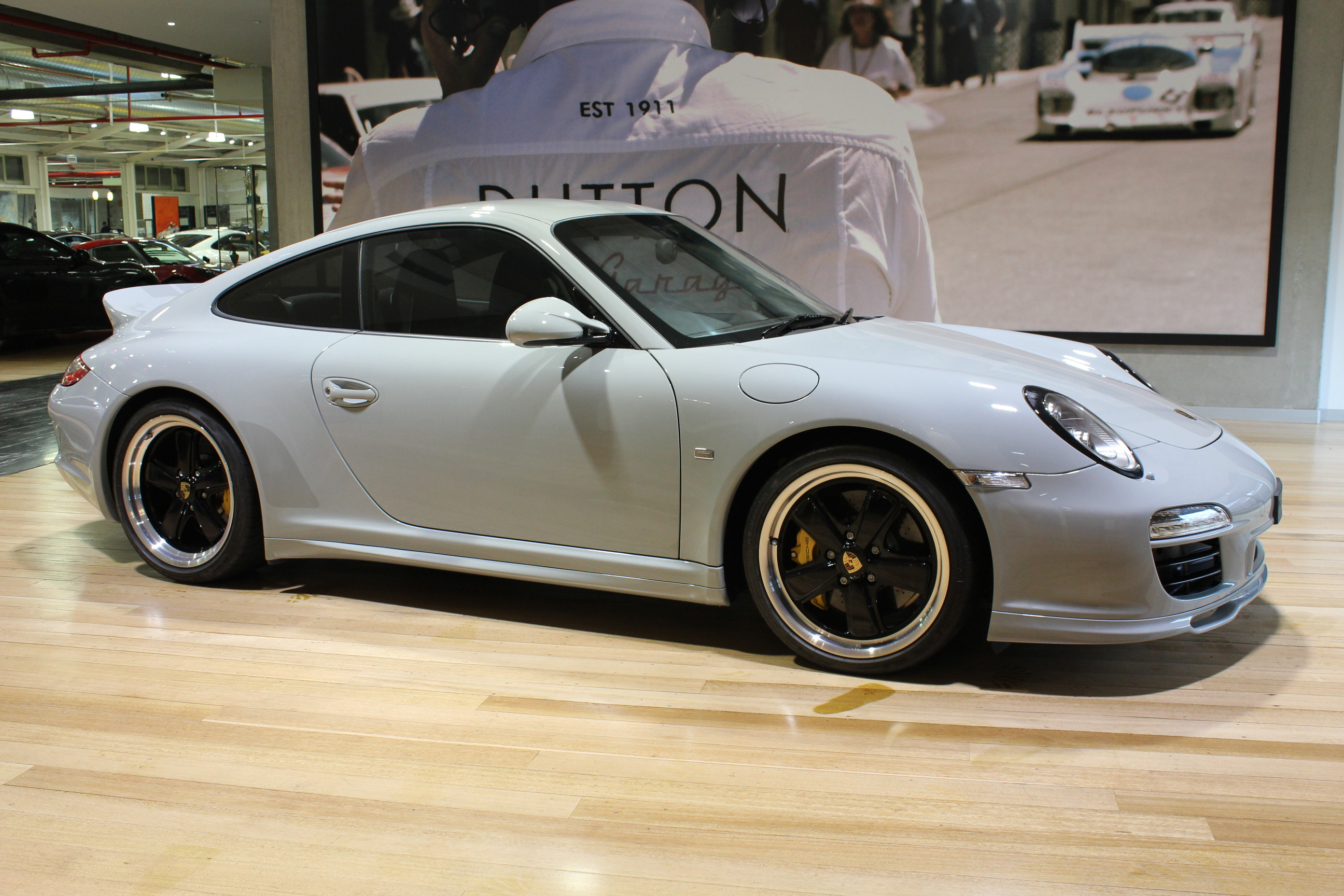 2010 Porsche 911 997 Series 2 Sport Classic