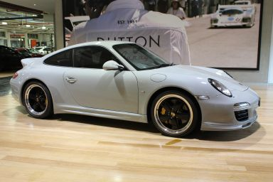 Porsche 911 Rsr Iroc Mark Donohue Dutton Garage