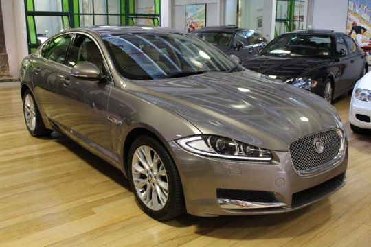 2013 Jaguar XF Luxury Sedan- sold in Australia