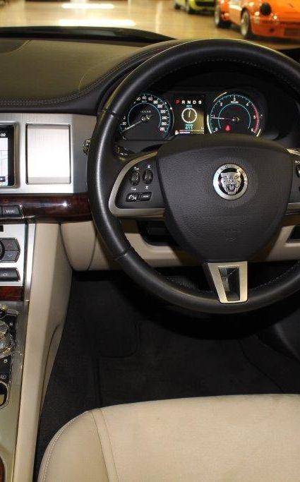 2013 Jaguar XF Luxury Sedan- sold in Australia