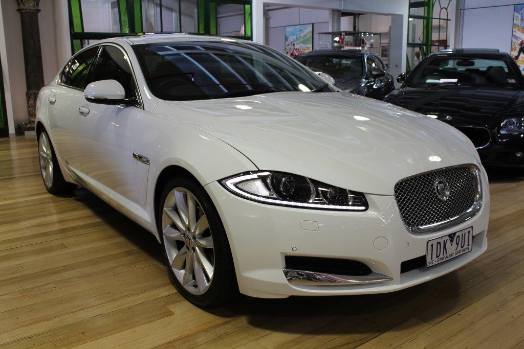 2013 JAGUAR XF X250 LUXURY- sold in Australia