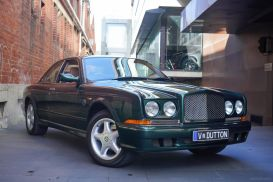 2001 Bentley Continental R Mulliner Coupe 2dr Auto 4sp 6.75T