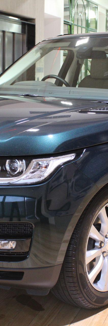 2013 LAND ROVER RANGE ROVER SPORT L494 MY14 SDV6 COMMANDSHIFT SE- sold in Australia
