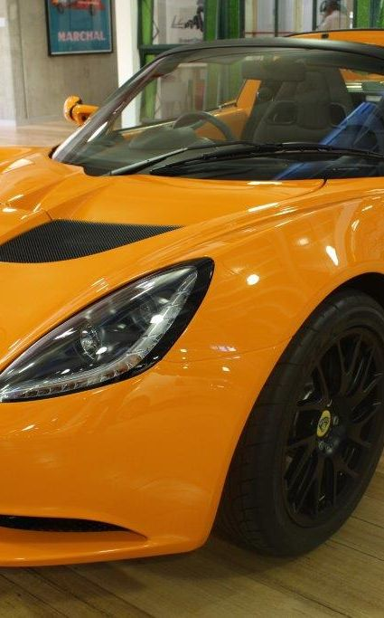 2013 LOTUS ELISE 111 S- sold in Australia
