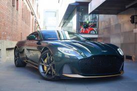 2020 Aston Martin DBS Superleggera Coupe 2dr Spts Auto 8sp 5.2TT [MY20]