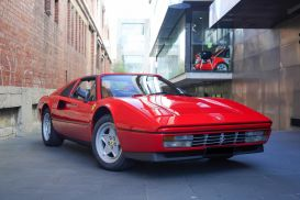 1988 Ferrari 328 GTS Coupe 2dr Man 5sp 3.2i