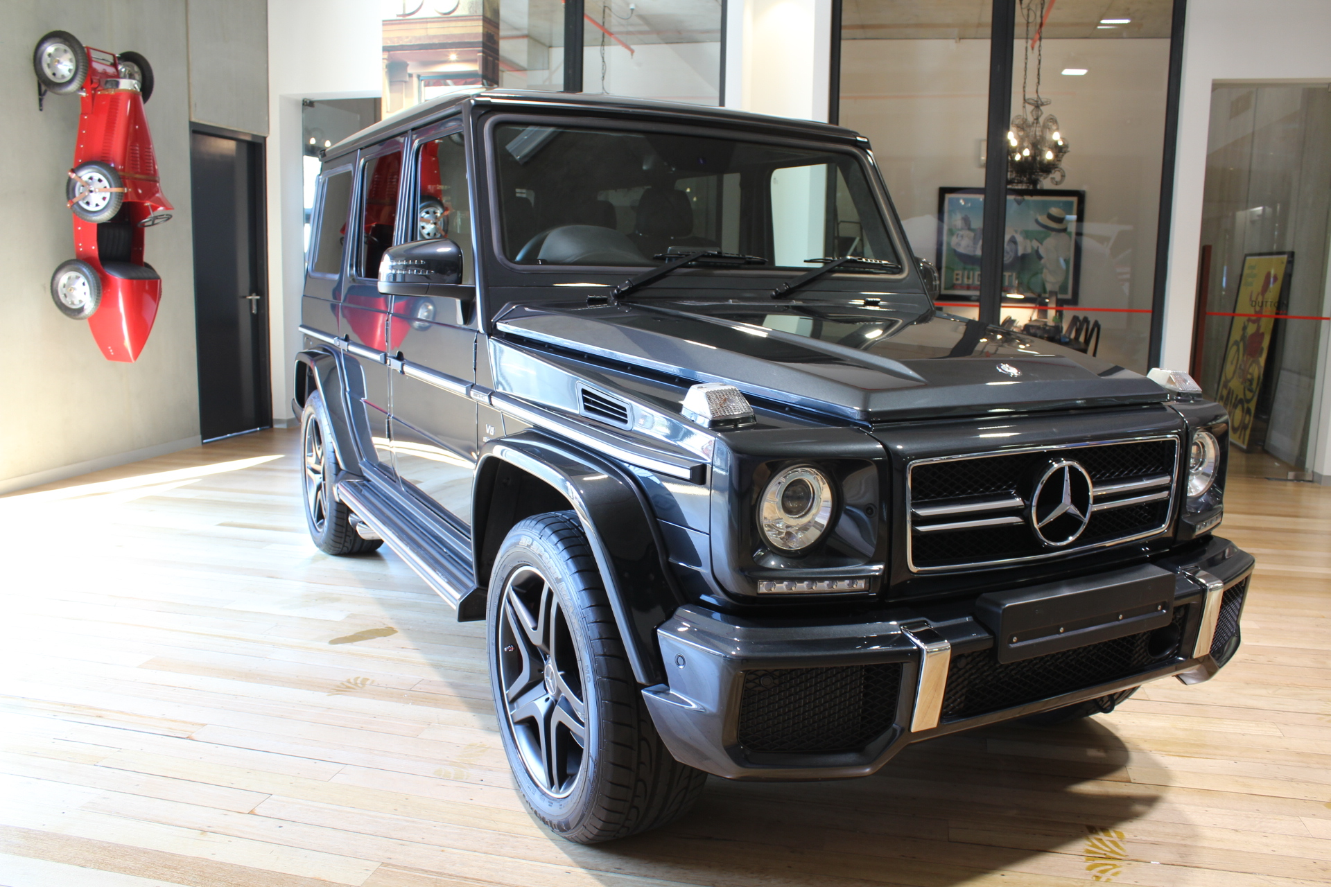 2013 MERCEDES G63 W463 MY13 AMG SPEEDSHIFT AWD- sold in Australia