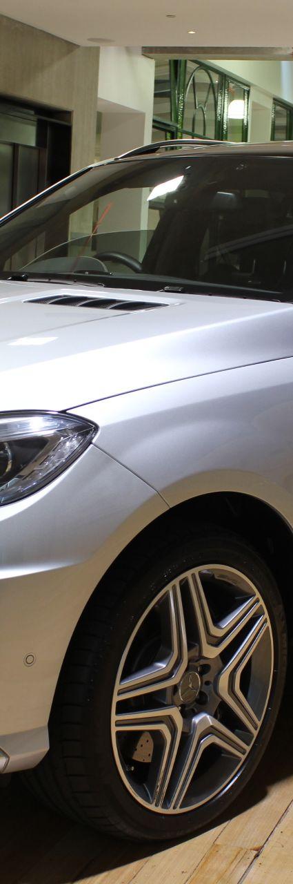 2013 MERCEDES ML63 W166 AMG SPEEDSHIFT- sold in Australia