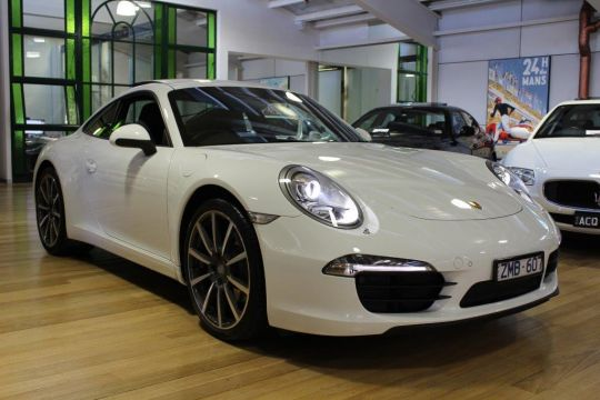 2013 Porsche 911 Carrera- sold in Australia