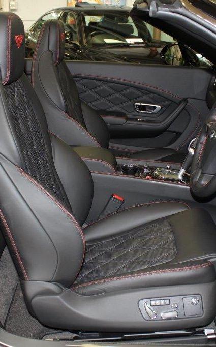 2014 Bentley Continental 3W- sold in Australia