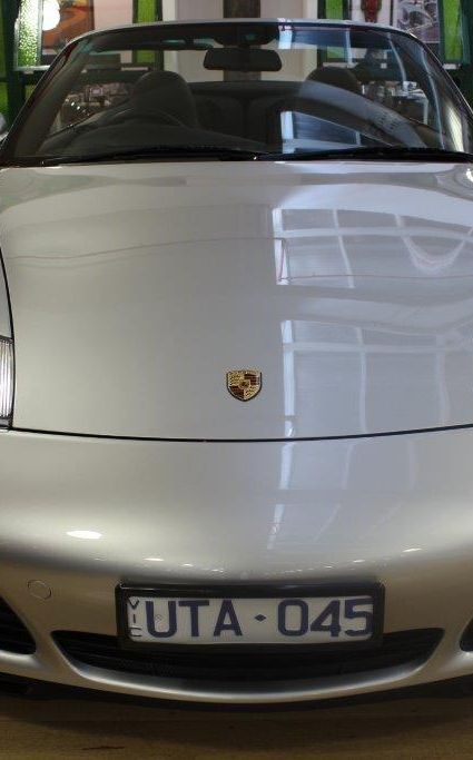 Porsche 996 4s Cabriolet - 200