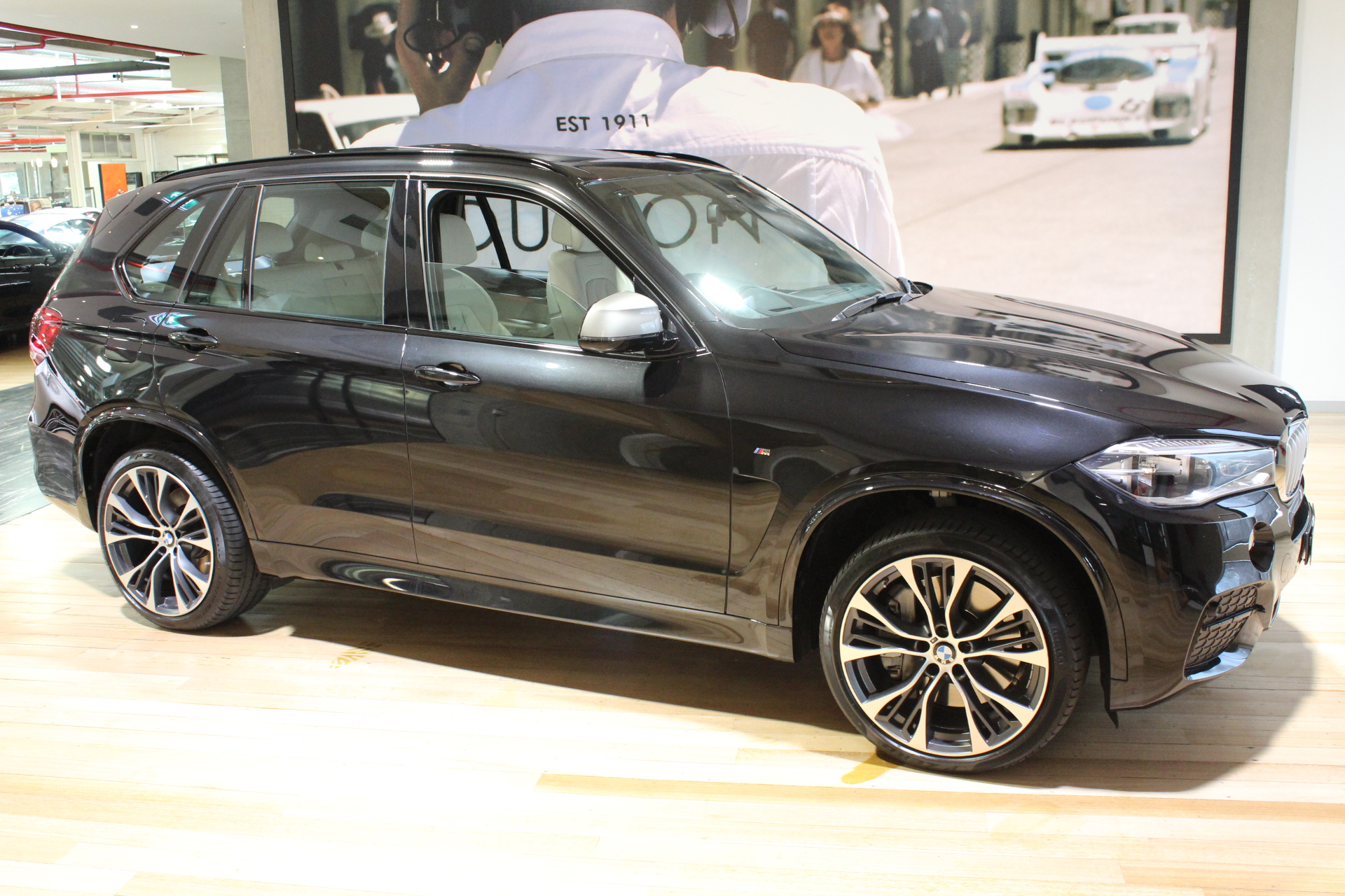 2014 BMW X5 F15 M50D- sold in Australia