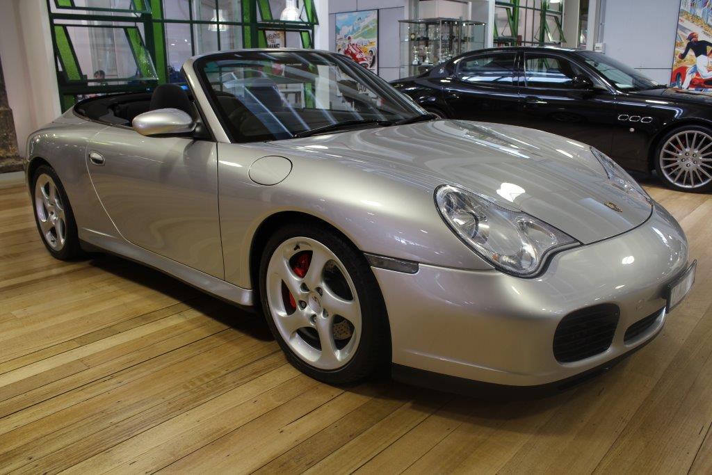 Porsche 996 4s Cabriolet - 2003